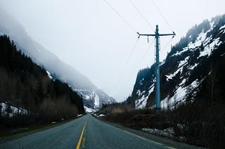Stewart/Hyder Access Road