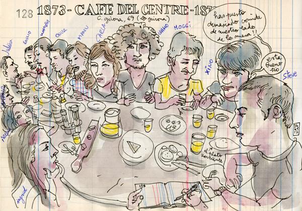 1873 - cafe del centre - 1873