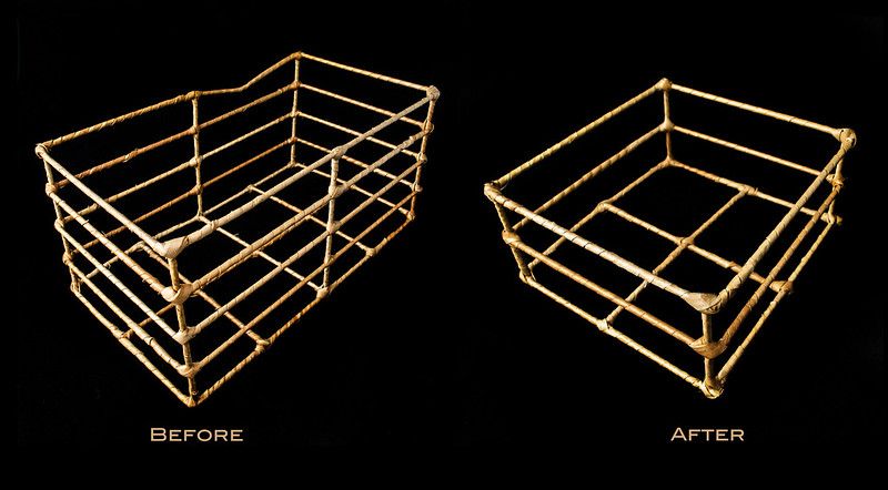 Basket - Before & After