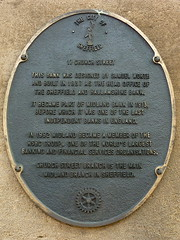 Photo of Bronze plaque number 10235