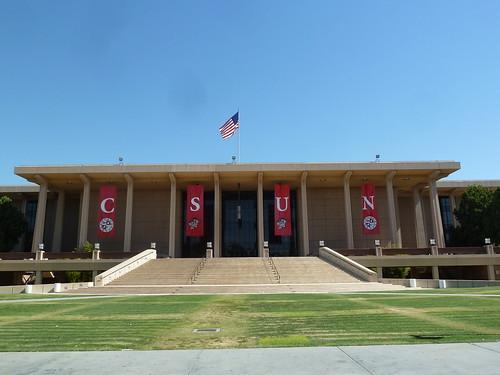 CSUN Oviatt Library