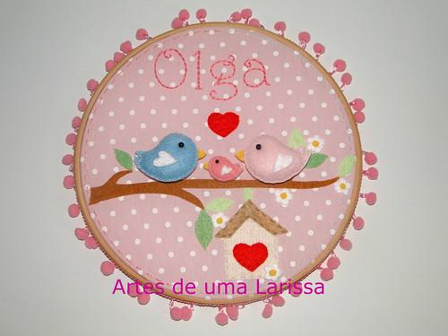 Olga by Artes de uma Larissa