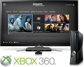 amazon Xbox 360