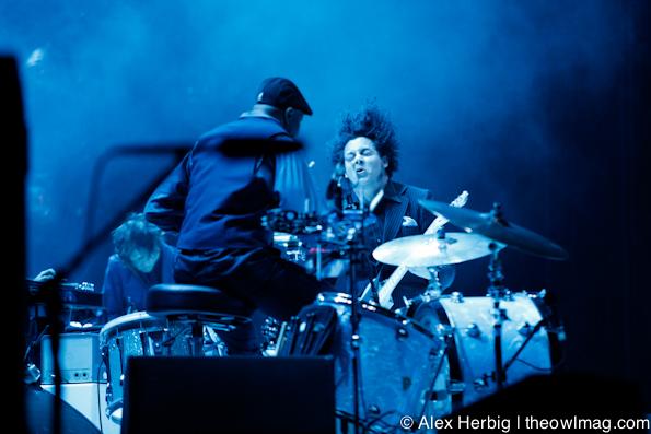 Jack White @ Sasquatch Music Festival 2012
