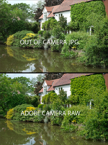 Fuji X-Pro 1 Adobe Camera Raw