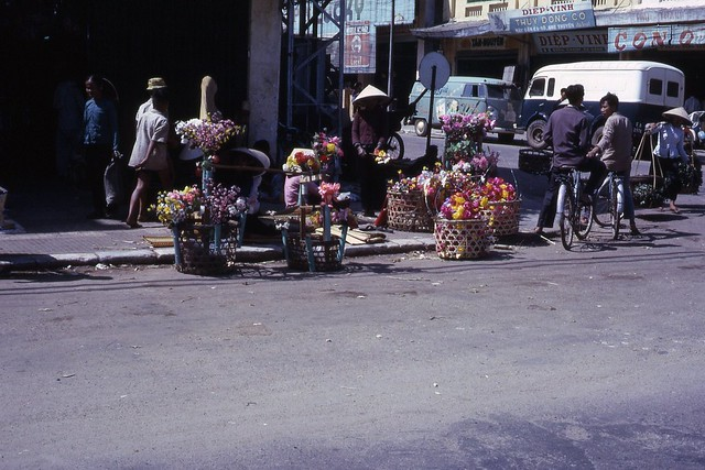 1967 Da Nang downtown