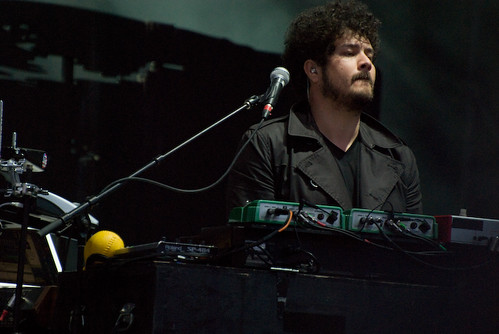 The Shins - Richard Swift