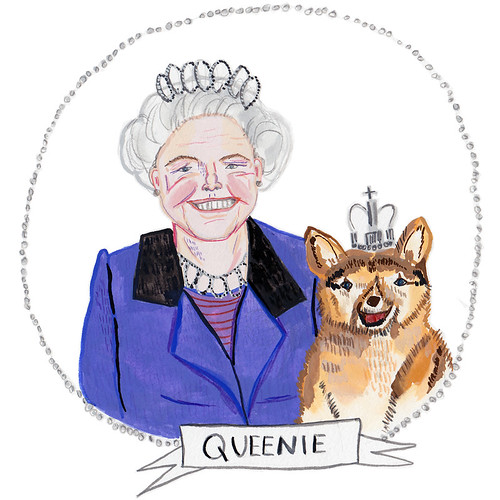 Queenie Blog