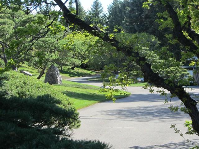 Japanese Gardens in Lethbridge