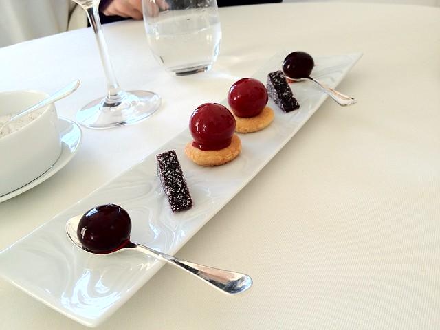 Restaurant Gabriel, Bordeaux - Mignardise