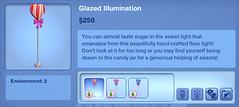 Glazed Illumination
