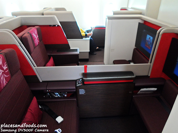 Malaysia Airlines A380 First Class1