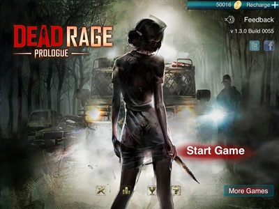 Ipad game : dead rage: prologue