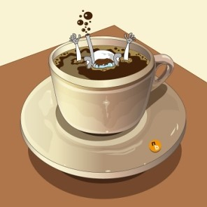 bunny-coffee by NorisBunny