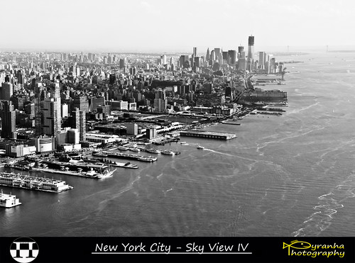 New York City - Sky View IV