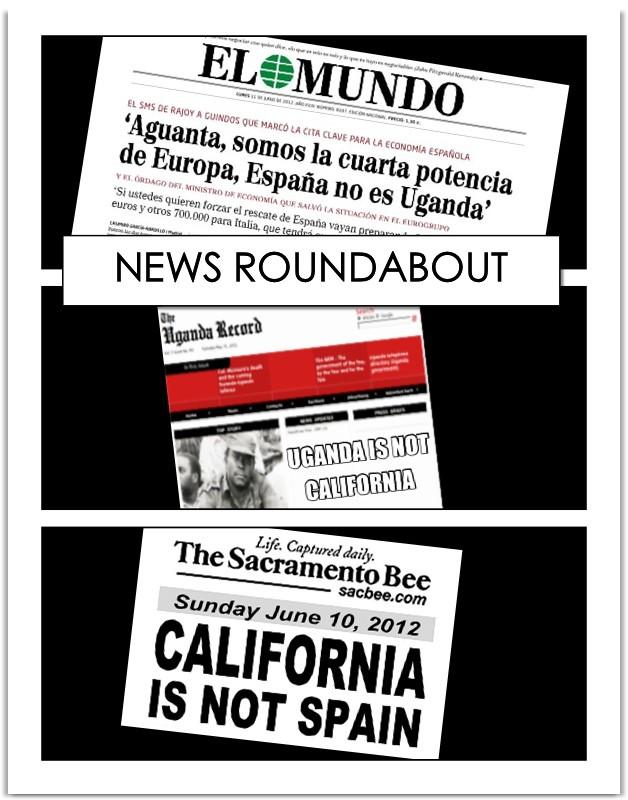 NEWS ROUNDABOUT