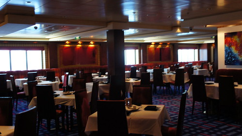 Alizar Main Dining Room - Norwegian Jade