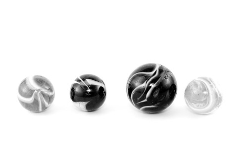 Marbles B+W by say hype!