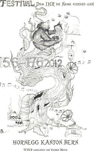 S´Festival 2012 - Flyer Front - 15.-17.06.2012 - PUEBLO CRIMINAL
