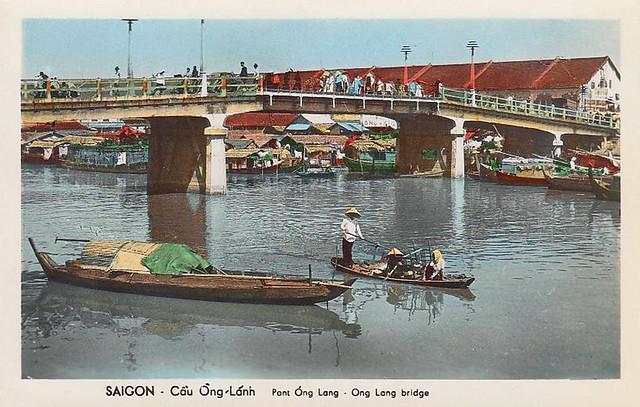 SAIGON - Cầu Ông Lãnh
