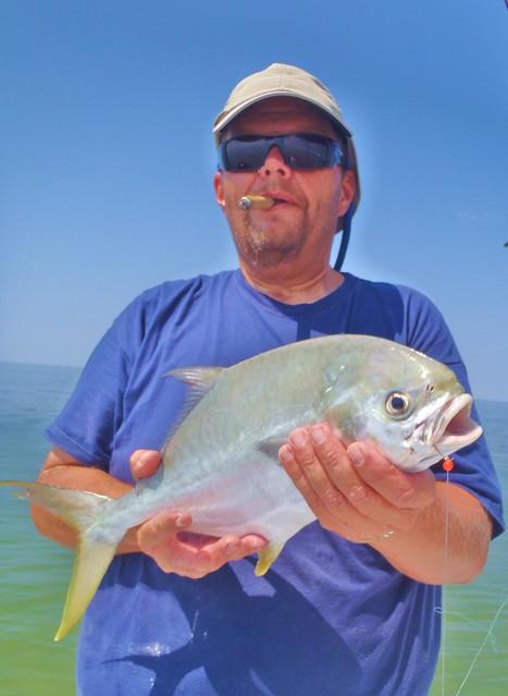 Florida pompano fishing for Florida pompano fish