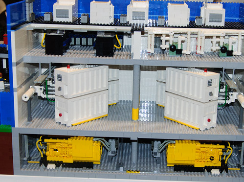 The Lego Datacenter