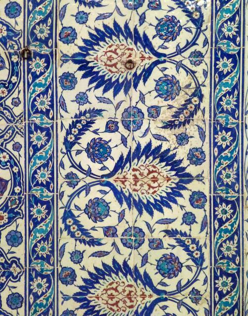 Istanbul - avril 2012 - jour 4 - 156 - Rüstem Paşa Camii
