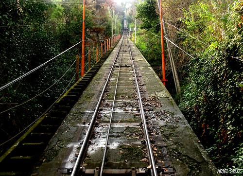 Funicular - Cable Car | Cerro San Cristóbal