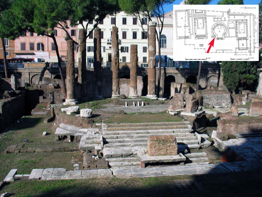 Largo Argentina (Temple B)