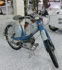 NSU Quicly 1958 bicolor vr
