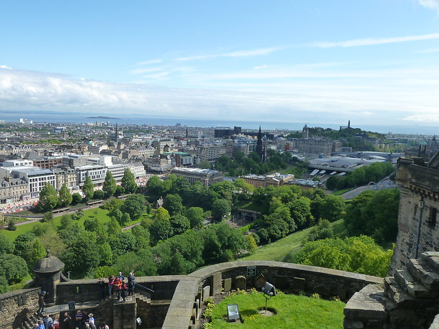 Edinburgh Panorama, Scotland