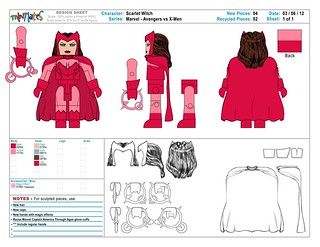 Scarlet Witch Minimates Avengers vs X-Men Poll