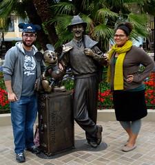 With Walt