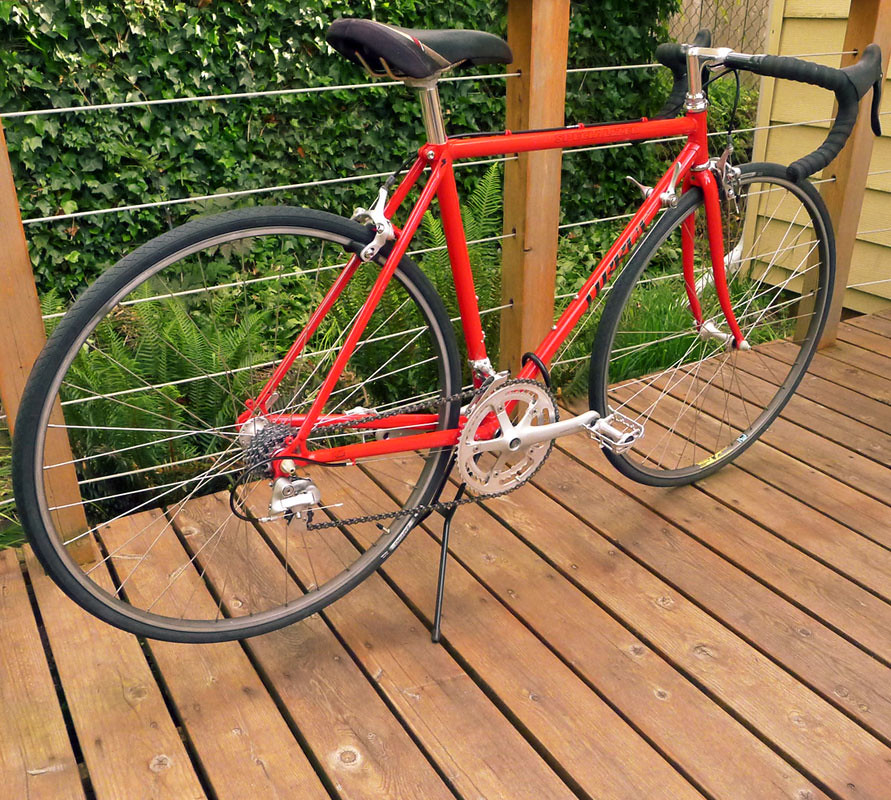1990 Specialized Sirrus The Simplicity Of Vintage Cycles