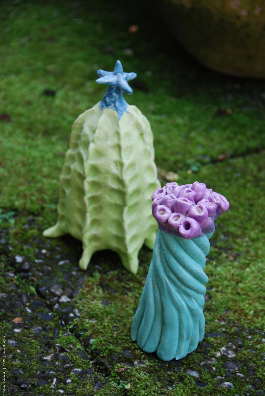 Keramiken von Barbara Holtmeyer