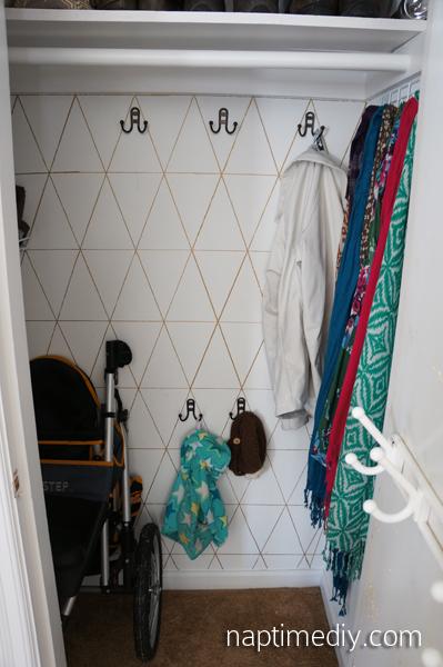 Coat Closet 4 (NaptimeDIY.com)