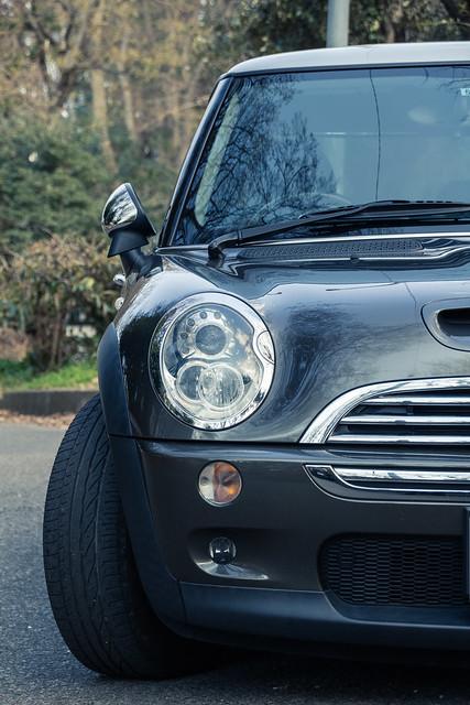 20140324_02_Mini Cooper S PARK LANE