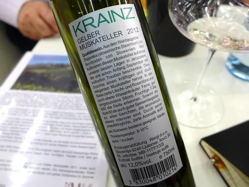Weingut Krainz Gelber Muskateller