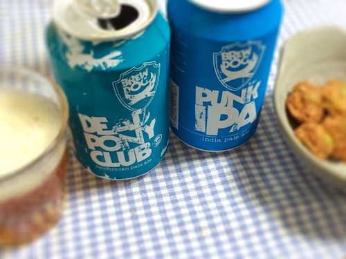 BREW DOG というビールが美味しい!