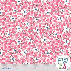 Toybox IV Berries Pink - Blue Hill Fabrics