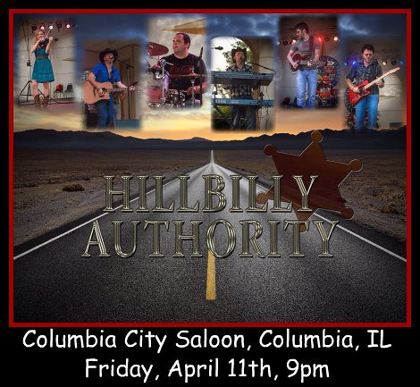 Hillbilly Authority 4-11-14