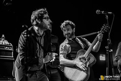 2014.04.09: Adam Busch, Danny Masterson @ Showbox at the Market, Seattle, WA