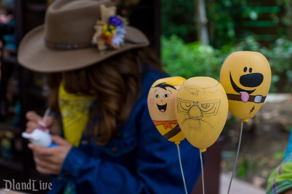 Springtime Roundup 2014 Eggs - Disneyland