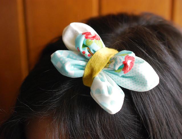 Kanzashi Butterfly