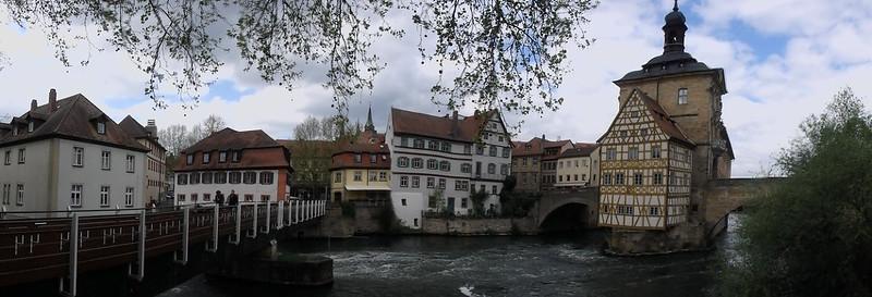 P4160158 Pano Bamberg Unesco Alemania
