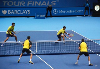 Dodig & Melo v the Bryans