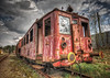Dead Train Station by Batram