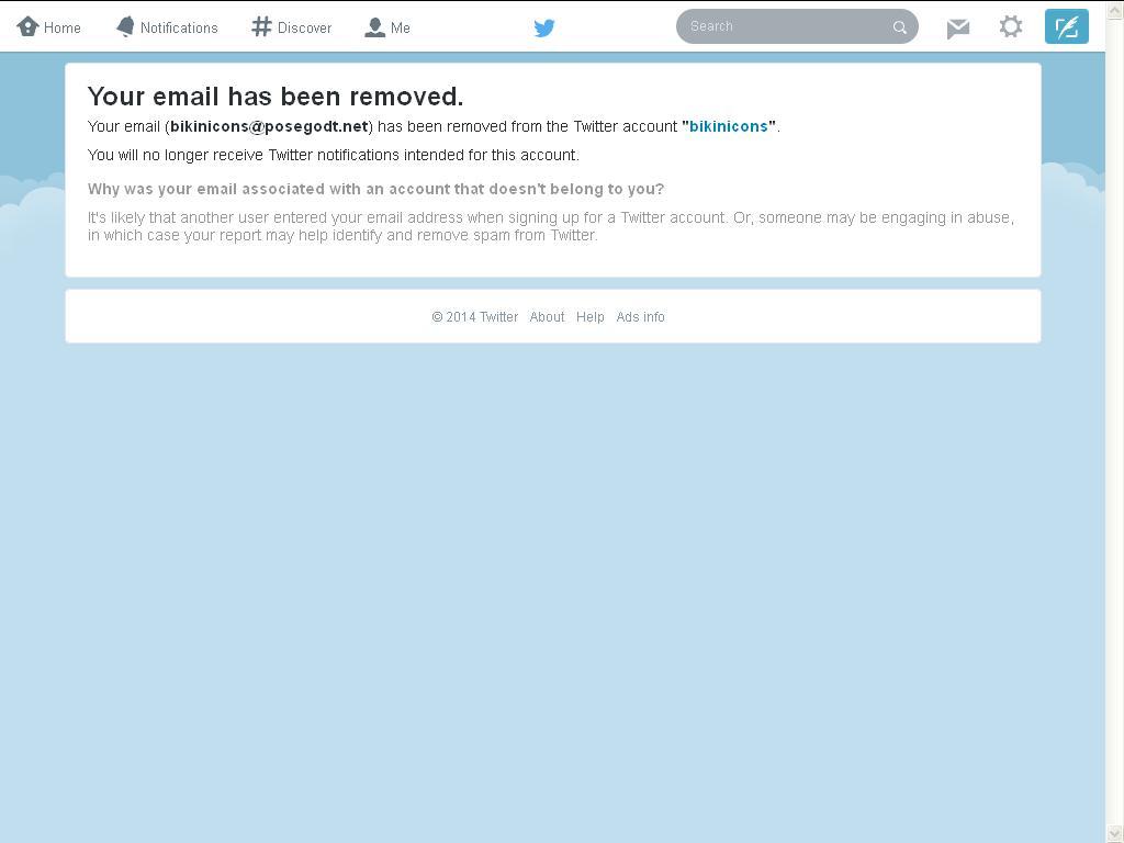 falsk e-post adresse nettbutikk