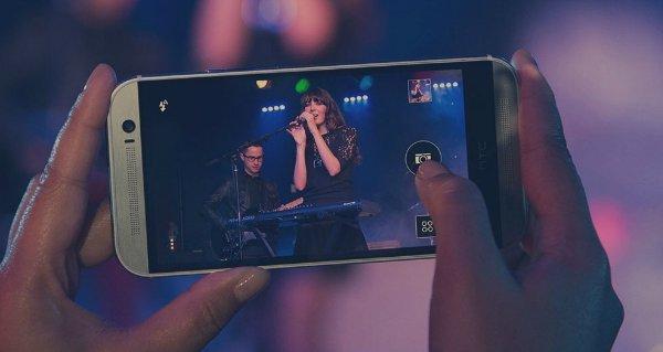 Камеры HTC