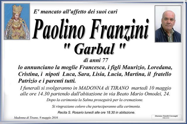 Franzini Paolino